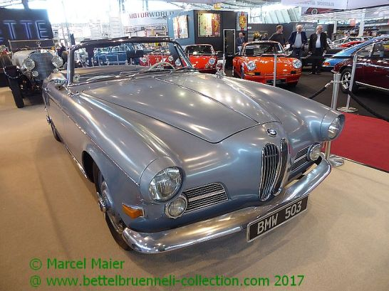 Retro Classics Stuttgart 2017 345h