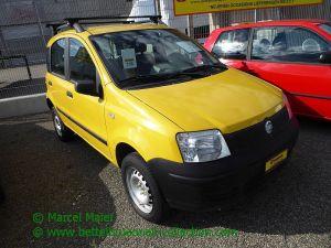 Fiat Panda II Van 4x4 2006 003h