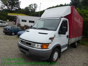 Iveco Daily III Pritsche Strack 002h