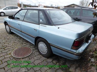 Subaru Legacy I Limousine
