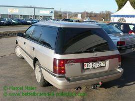 Subaru Legacy I Station Wagon