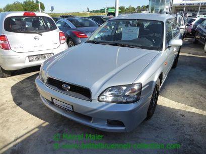 Subaru Legacy III Station Wagon 2002