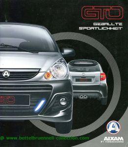 Aixam GTO Prospekt 001-001h