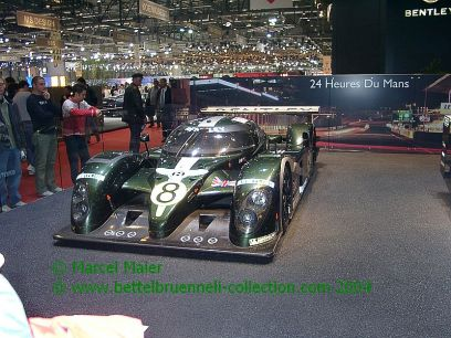 Auto Salon Genf 2004
