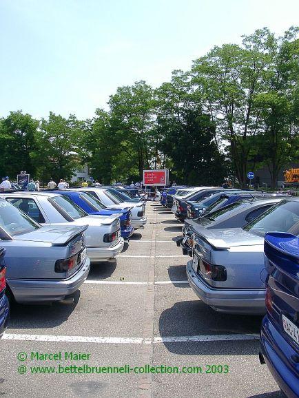 Ford Treffen Oftringen 2003