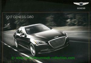Genesis G80 2017 Prospekt 001-001h