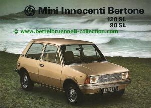 Innocenti Mini Bertone 90-120 1978-04 Prospekt 001-001h