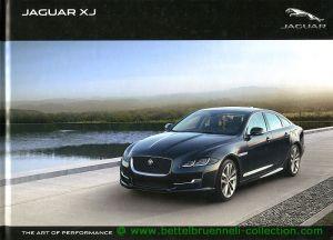 Jaguar XJ 2016-05 Prospekt 001-001h
