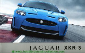 Jaguar XKR-S 2013 Prospekt 001-001h
