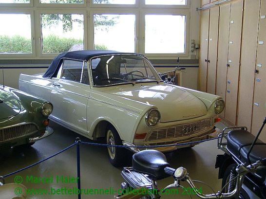 Fahrzeug-Museum Bäretswil 2004