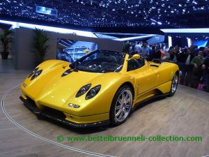 Pagani Zonda C12 S 7.3 Roadster 2003 005h