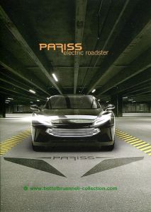 Pariss Roadster 2014 Prospekt 001-001h