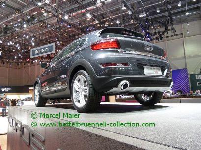 Qoros 3 Cross Hybrid Concept 2013