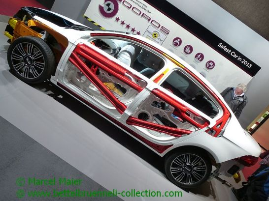 Qoros 3 Sedan 2014