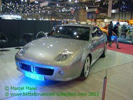 Automobilsalon Genf 2003