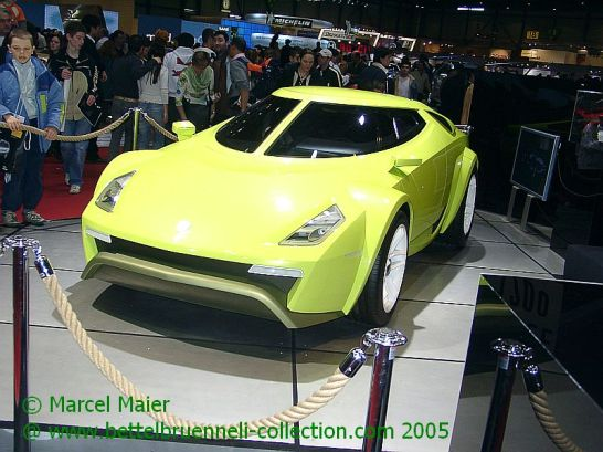 Auto Salon Genf 2005