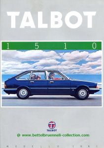 Talbot 1510 1980-09 Prospekt 001-001h