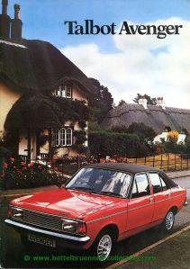 Talbot Avenger 1980-10 Prospekt 001-001h