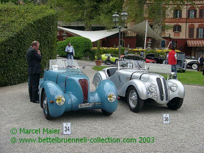 Concorso d'Eleganza Villa d'Este 2003