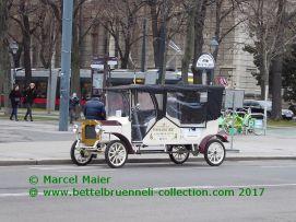 Carspotting in Wien 2017