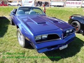 Pontiac Firebird Trans Am Cabriolet Caruna 1977