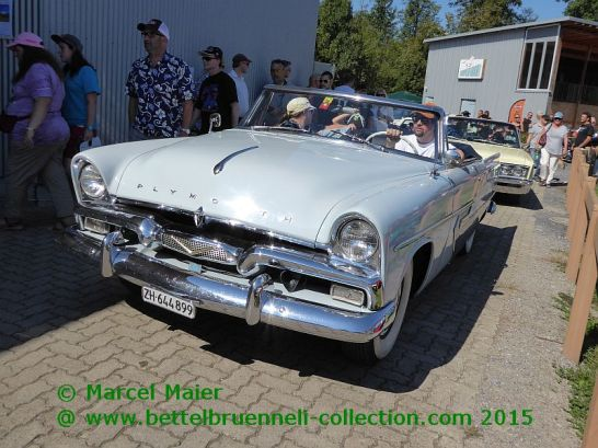 US-Car Meeting Uster 2015