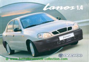 Daewoo Lanos 1,4 Prospekt 001-001h