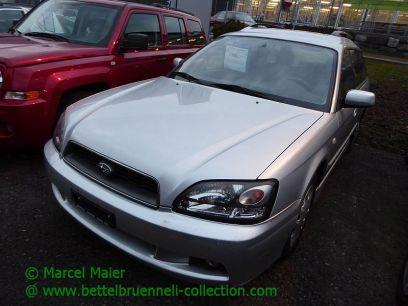 Subaru Legacy III Station Wagon 2003