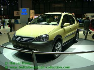 Tata Indigo Advent Concept 2004 002h