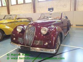 Delahaye 135 M Cabriolet Worblaufen 1947