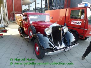 Dodge KCL Pickup 1935 Gianbonini 001h