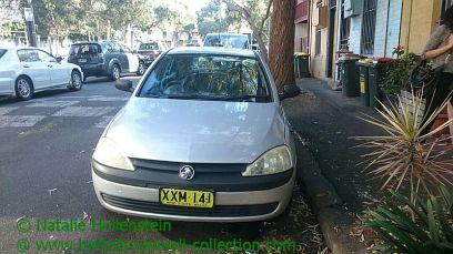 Holden Barina XC