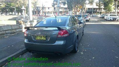 Holden Commodore VE SV6