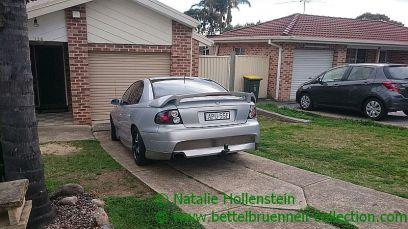 Holden Commodore VX