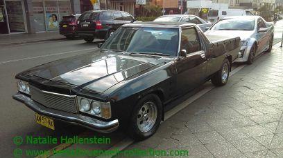 Holden HJ Utility