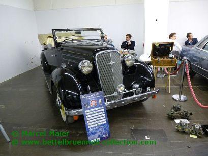 Holden Master Six Phaeton 1935