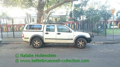 Holden Rodeo RA Double Cab