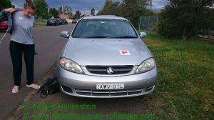 Holden Viva JF 003h