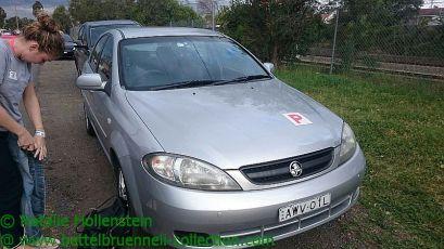 Holden Viva JF