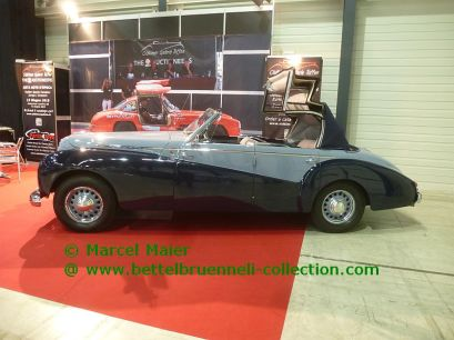 Hotchkiss Anjou 2050 Cabriolet Worblaufen 1950