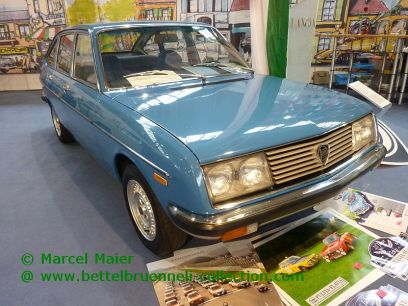 Lancia Beta Berlina 1976