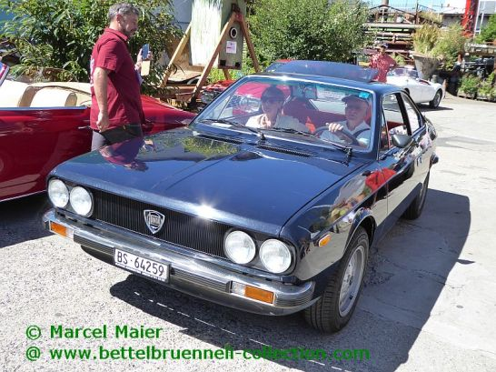 Lancia Beta Coupé 1300