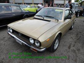 Lancia Beta Coupé 2000 1978