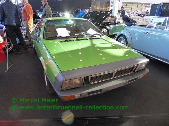 Lancia Beta Montecarlo Coupé 1976