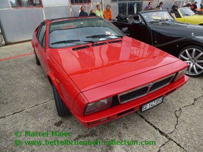 Lancia Beta Montecarlo Spider 1976