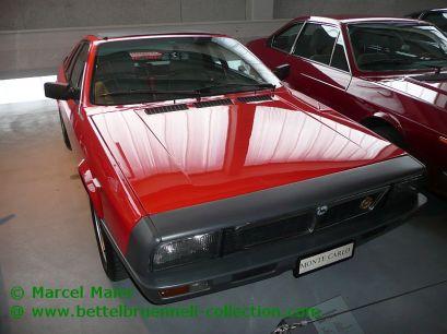 Lancia Beta Montecarlo Spider 1980
