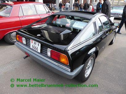 Lancia Beta Montecarlo Spider 1982
