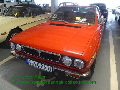 Lancia Beta Spider 2000 1976