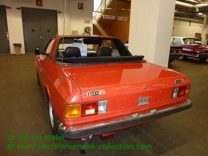 Lancia Beta Spider 2000 1980