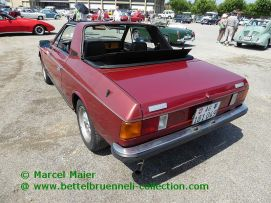 Lancia Beta Spider 2000 1981